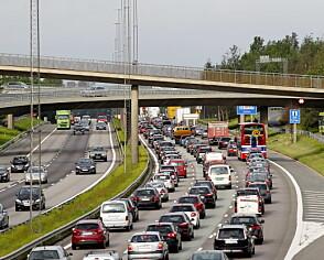 Sommerens mest trafikkerte dag