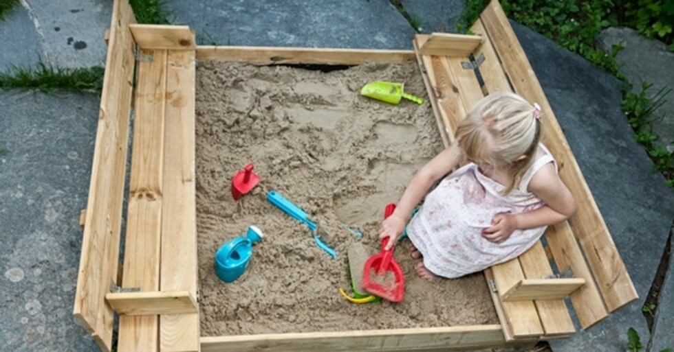 Slik får du barnevennlig hage