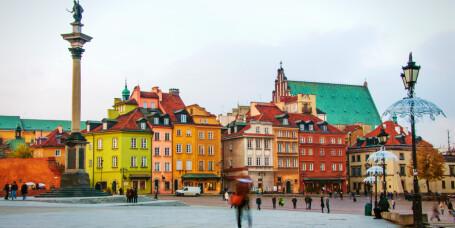 Polen kan bli gult