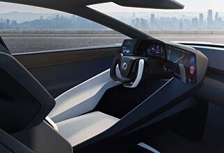 Supertøff elbil med fly-teknologi