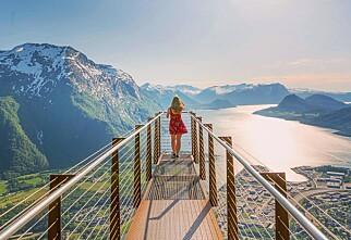 Er dette verdens vakreste reiserute?