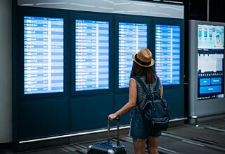 1 av 4 Oslo-beboere skal reise utenlands