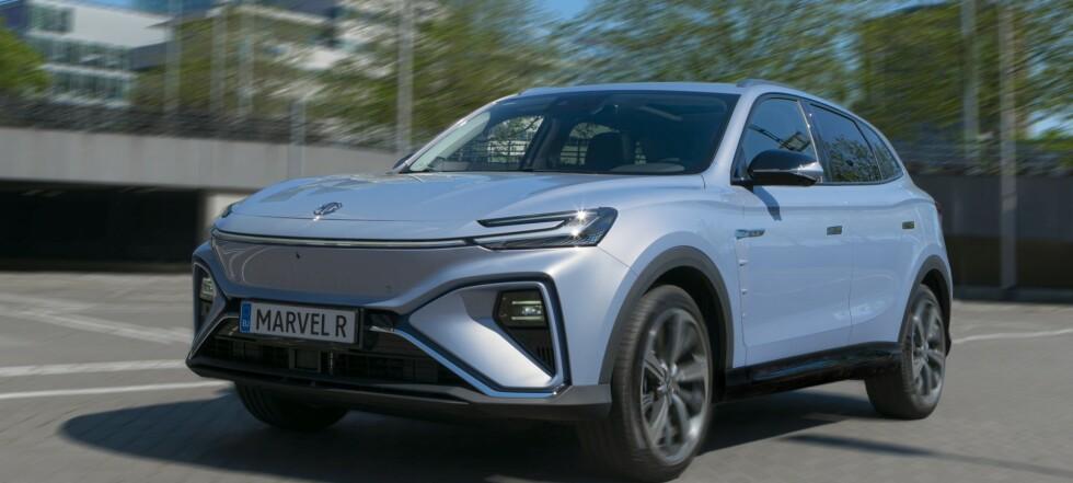 Ny spennende Kina-SUV