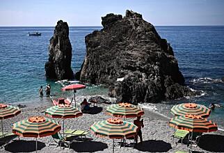 Italia fjerner munnbindpåbud