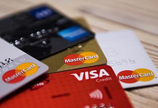 Frykter at bankkort kan bli mangelvare