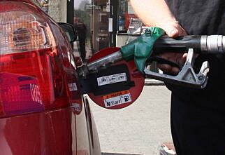 Slutten for bensin og diesel