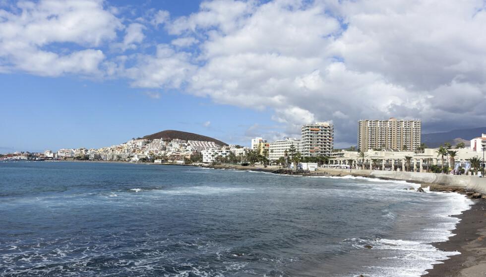 TENERIFE: Mange ønsker nok å reise til sol og varme på Tenerife. Foto: Marianne Lvland / NTB