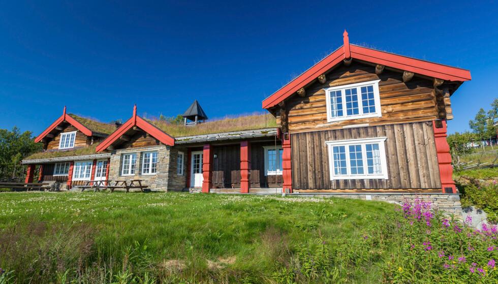 I Valdres: Bjørndalenhytta ligger på Beitostølen.           Foto: Beitostølen Resort