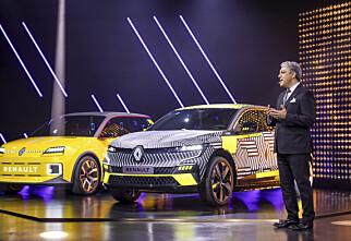 Ti nye elbiler fra Renault