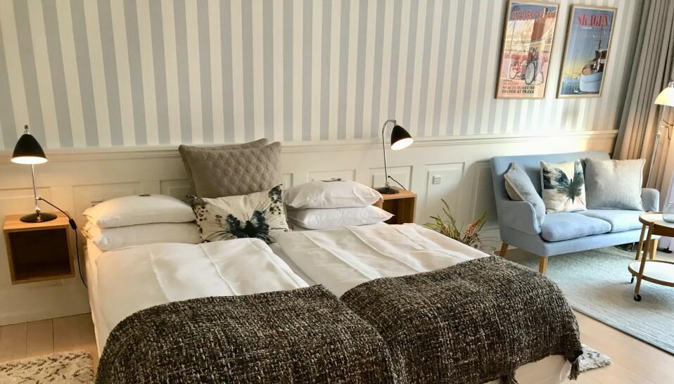 Sov godt: De smarte tipsene gjør hotelloppholdet enda bedre. Foto: Odd Roar Lange/The Travel Inspector