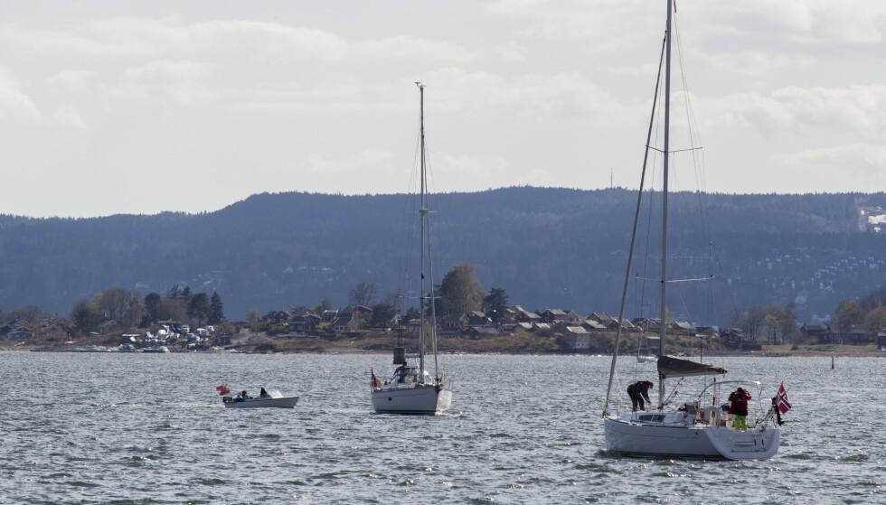 Regler: Kan du reglene på sjøen i sommer? Foto: Terje Bendiksby / NTB