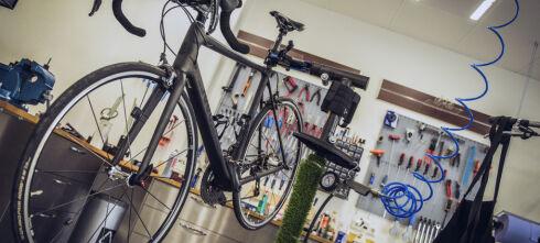 Dette koster det å ha sykkelen på verksted