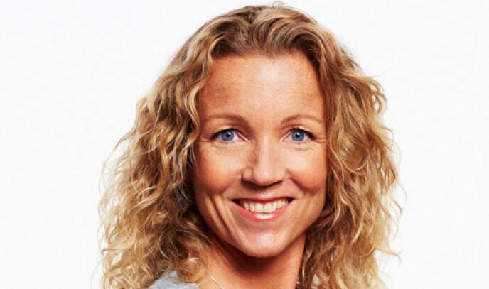 Cathrine Borchsenius, klinisk ernæringsfysiolog og daglig leder for Bramat.no. Foto: Bramat.no.