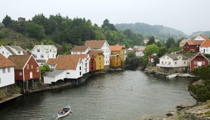 En skatt: Sogndalsstrand omtales av flere som Norges fineste sted. Ta turen og se selv. Foto: Knut Bry