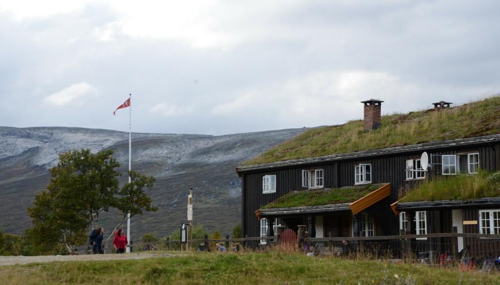 Trekanten i Trollheimen: Jøldalshytta er et godt sted å ankomme etter en tur i Trollheimen. Foto: Julie Maske/DNT