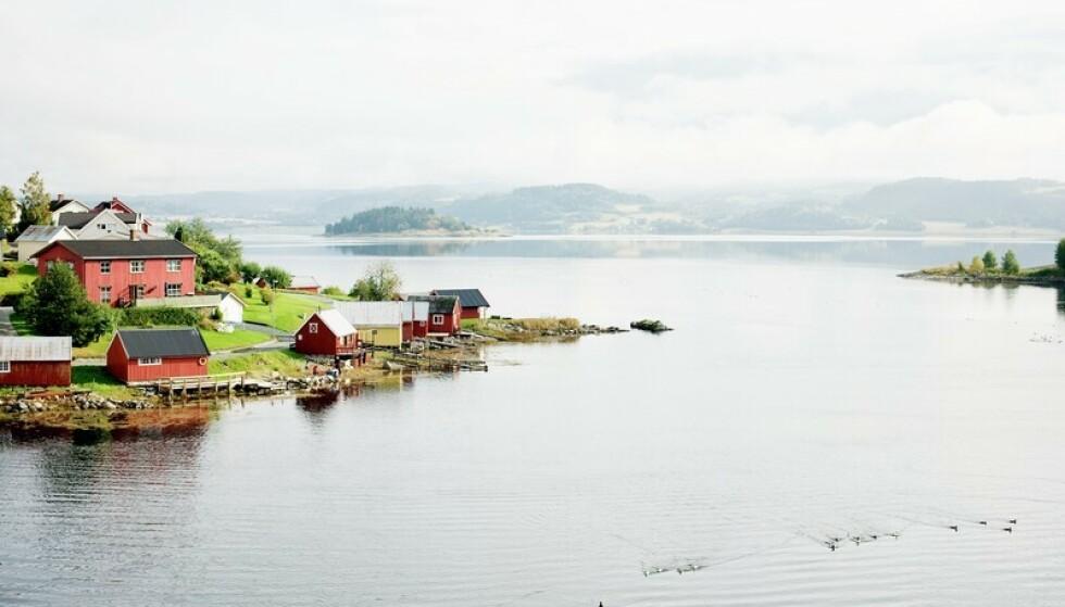 En omveg: Inderøy er virkelig verd den fine omvegen fra E6 i Trøndelag. Foto: Grim Berge/Trøndelag Reiseliv