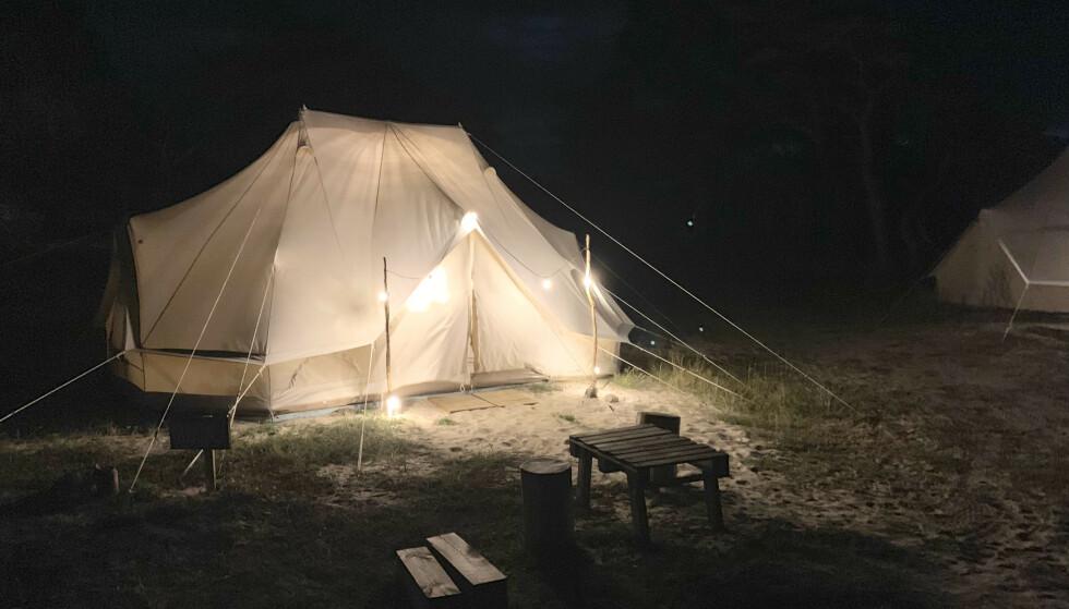 Svunnen tid: Dra på telttur og opplev en «gammeldags» sommer. Foto: Odd Roar Lange/The Travel Inspector
