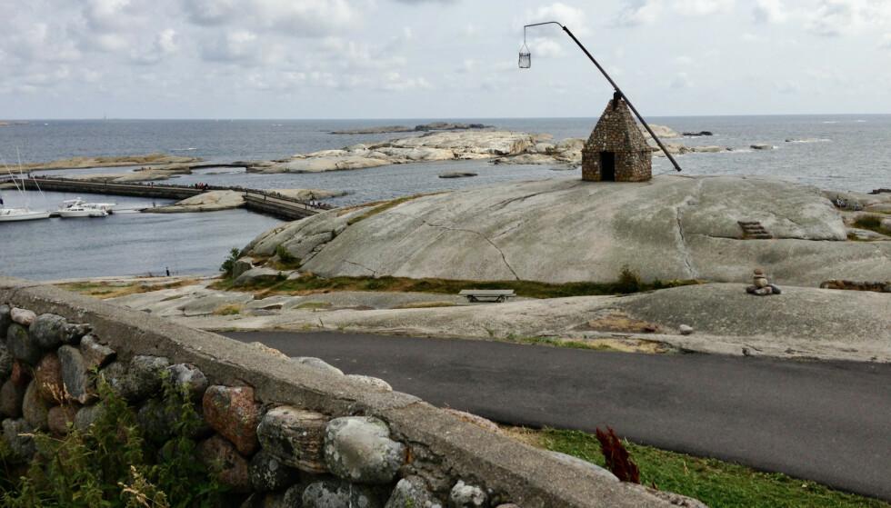 Enden er nær: Verdens Ende på Tjøme. Foto: Odd Roar Lange/The Travel Inspector