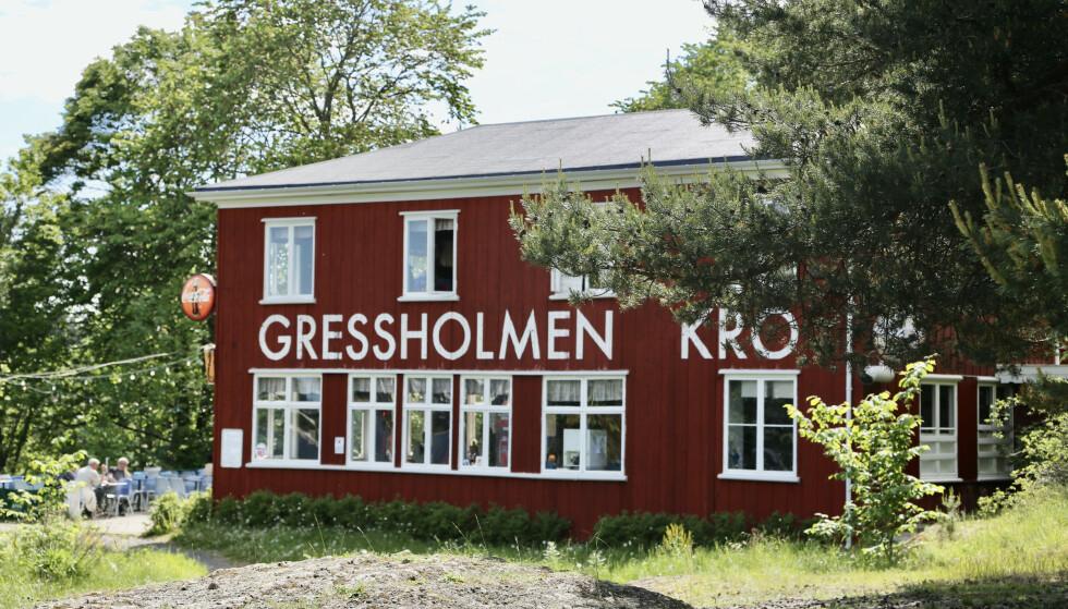 Gressholmen: Egen kro og gode opplevelser i Oslofjorden. Foto: Odd Roar Lange/The Travel Inspector