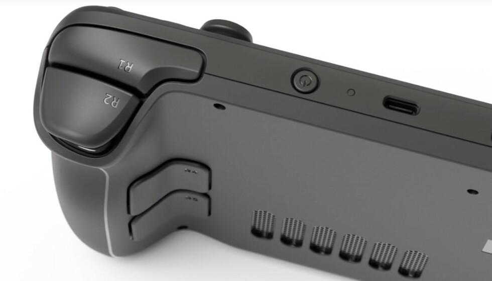 Steam Stand: il dispositivo portatile Valve è un po' come un Nintendo Switch.  Foto: valvola