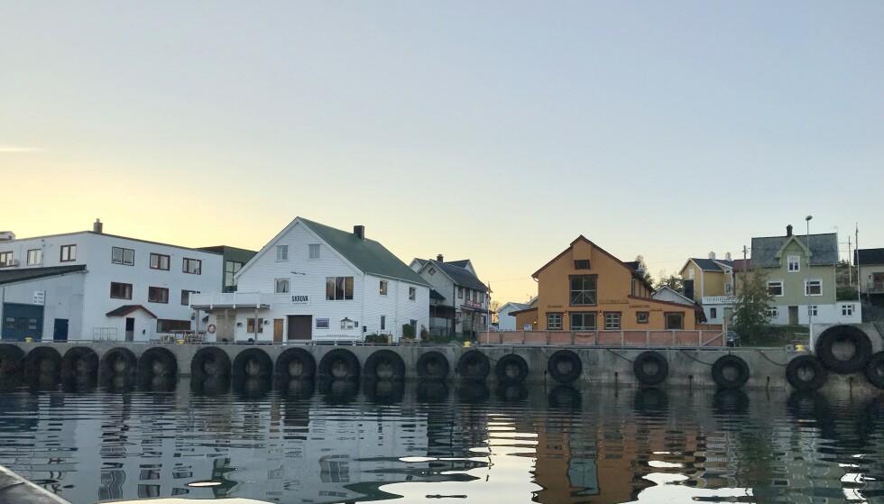Skrova: Fiskeværet Skrova er en kort fergetur unna Svolvær. Foto: Odd Roar Lange/The Travel Inspector