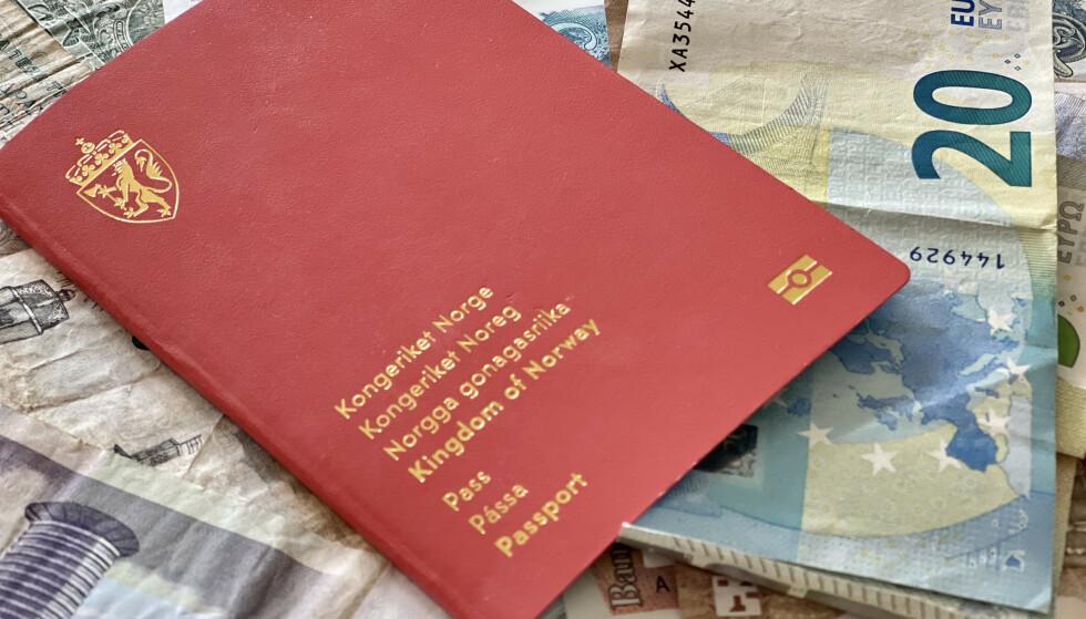 Ventetid: Du kan måtte vente lenger enn tidligere for å få pass. Fordi bilder skal sjekkes av Kripos. Foto: Odd Roar Lange/The Travel Inspector