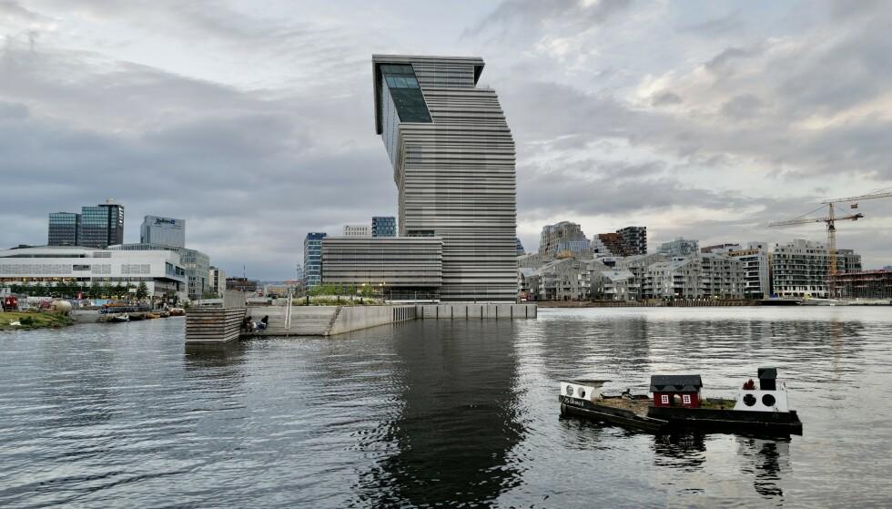 Jubel: Munchmuseet er både utskjelt og beundret. Foto: Odd Roar Lange/The Travel Inspector