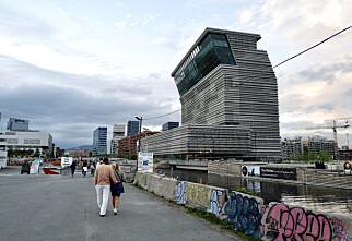 Oslo på ny toppliste