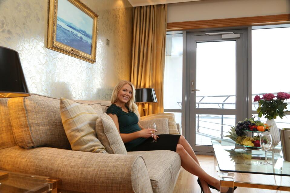 Ledige rom: Ofte står de beste rommene ledige, og hotellet gir det gjerne til gjester som spør om det lille ekstra. Foto: Odd Roar Lange/The Travel Inspector