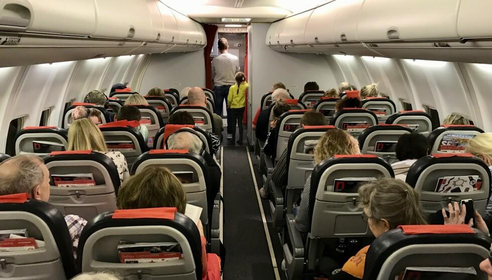 VELG RETT SETE: Å velge riktig sete på flyet bør du ikke overlate til tilfeldighetene. Foto: Odd Roar Lange/The Travel Inspector