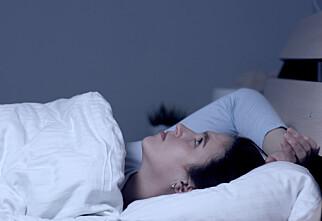 Derfor sover du dårlig første natta