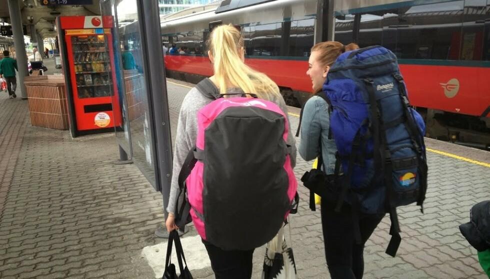 Sjekk prisen: Nettsiden Entur.no er et bra sted å starte for å finne de beste reiserutene med offentlig kommunikasjon. Foto: Odd Roar Lange/The Travel Inspector