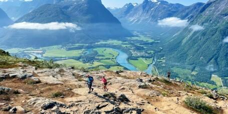 Magiske fjellturer uten bil