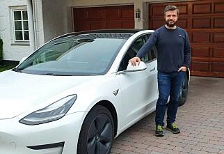 Richard er den mest fornøyde elbil-eieren