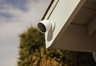 Lanserer trådløst overvåkingskamera