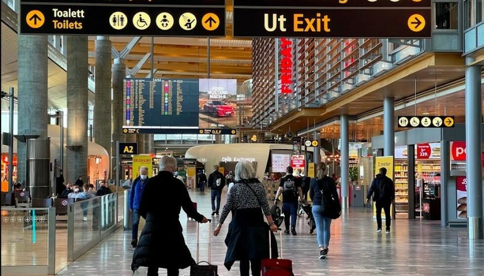 REISER IGJEN: Flytrafikken tar seg opp igjen. Kanskje du har en flyreise eller to til gode? Foto: Odd Roar Lange/The Travel Inspector