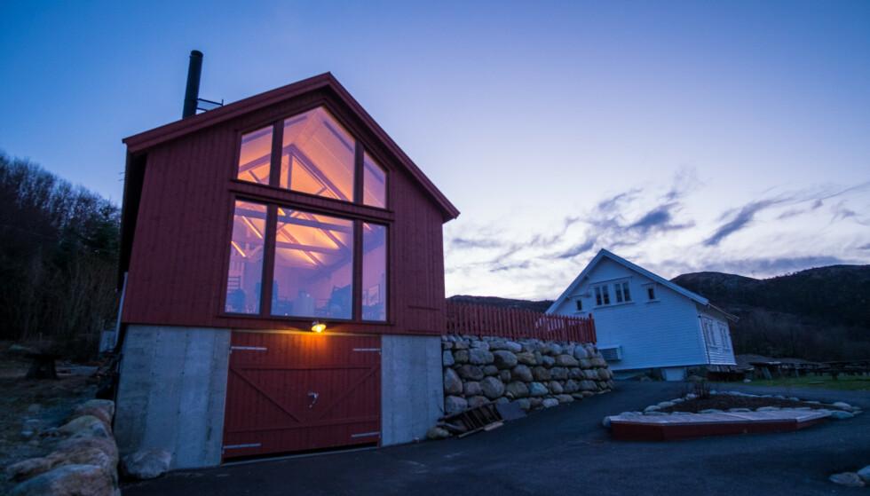 Ut på tur: Fra Sandnes finner du Gramstadtunet som et nær.reisemål. Foto: JohnPetter Nordbø/DNT