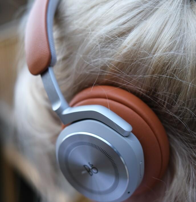 BEOPLAY HX: Danske Bang & Olufsen kan det å lage solide lydprodukter. Foto: Martin Kynningsrud Størbu