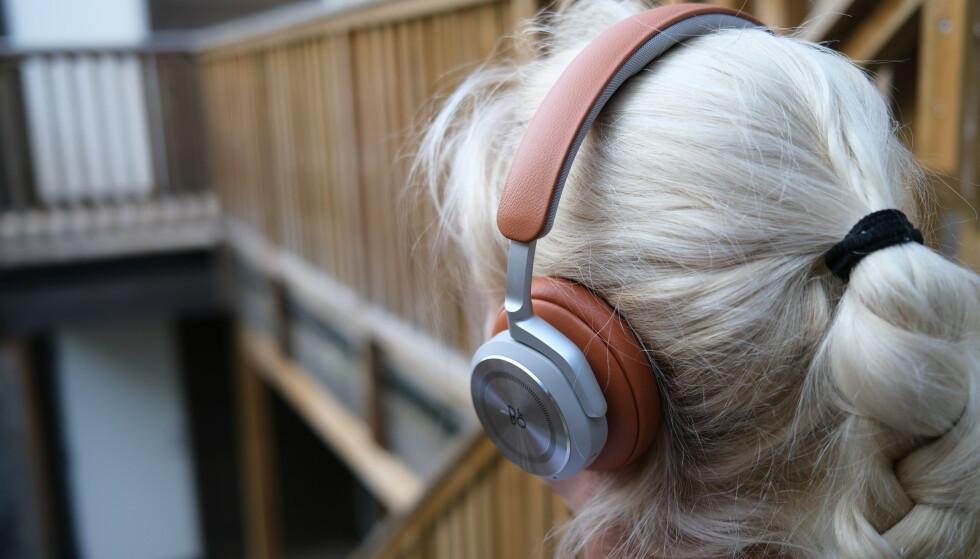 BEOPLAY HX: En enkel og stilren utforming. Foto: Martin Kynningsrud Størbu