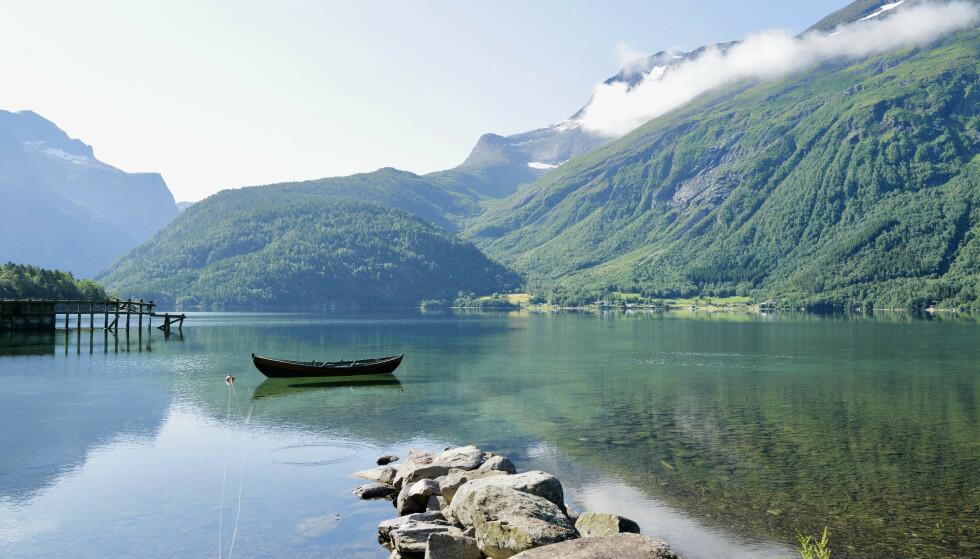 SOMMERFORLENGELSE: Norge i sensommerukene er kanskje noe av det vakreste du kan oppleve - og til svært gode priser. Foto: Odd Roar Lang/The Travel Inspector