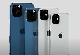 Dette skal Apple lansere i høst