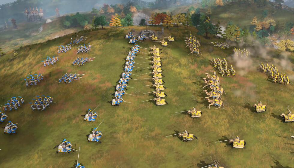 Ventetiden er snart omme. Strategispillet Age of Empires IV er bare et par måneder unna. Foto: Xbox Game Studios