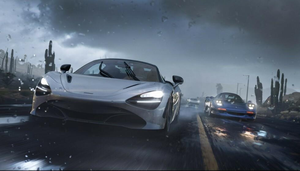 Vi ser frem til mer fartsfylt moro i Forza Horizon 5 som tar turen til Mexico. Foto: Xbox Game Studios