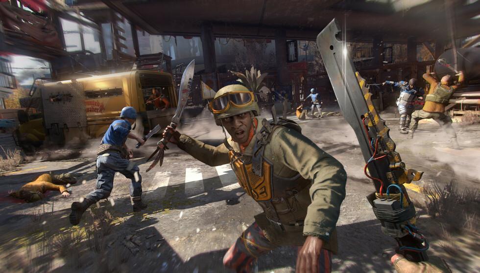 Zombiespillet Dying Light 2 kommer i høst. Foto: Techland