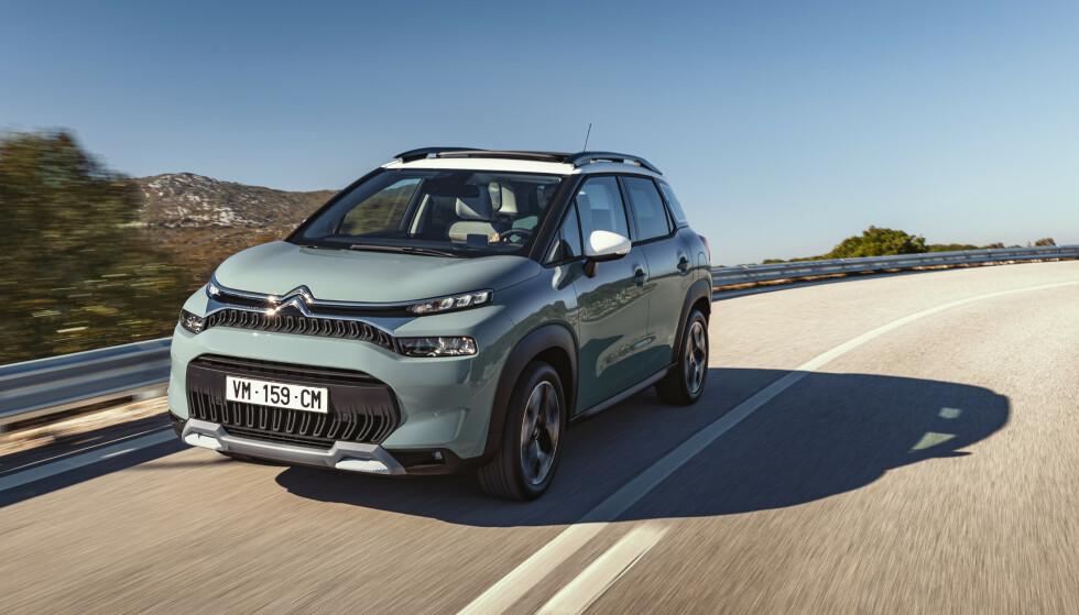 FLERE MODELLER: Både Citroën og Peugeot har flere modeller som er berørt. De fleste er produsert mellom 2014 og 2018. Foto: Citroën
