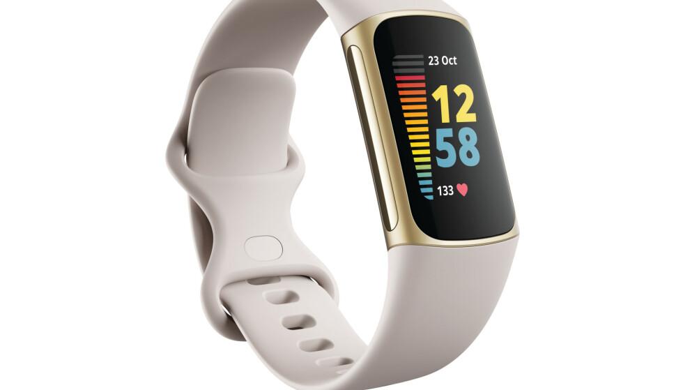 Dette er Fitbit Charge 5