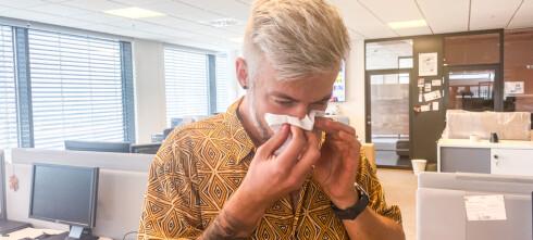 Sjefen kan nekte deg å være syk