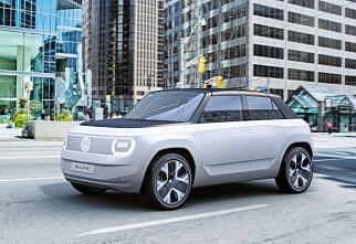 VWs nye, billige elbil