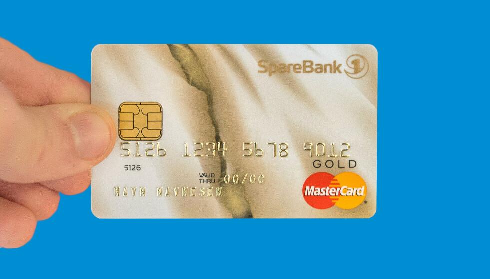 VARSLER: Nylig fikk alle Sparebank 1-kunder med kredittkort i samme bank en melding hvor de ble informert om de nye reglene som trer i kraft fra 1. november. Les saken for å vite hva regelendringen innebærer. Foto: Sparebank 1