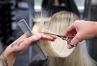 – Ulovlig med kjønnsstyrte frisørpriser